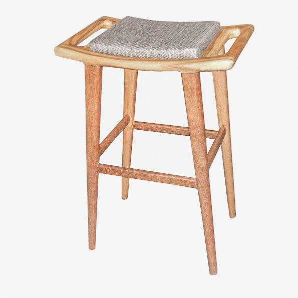 Barstool Makasar Teckococo Wooden Furniture