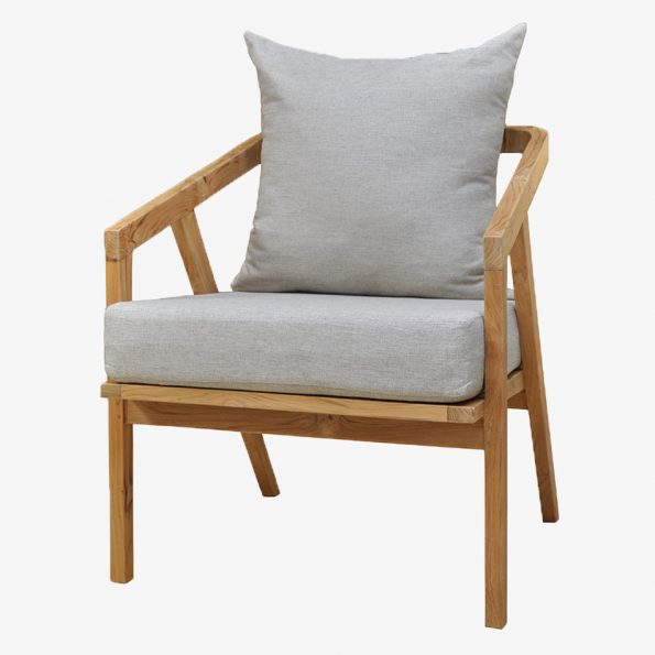Sofa Singa Teckococo Wooden Furniture