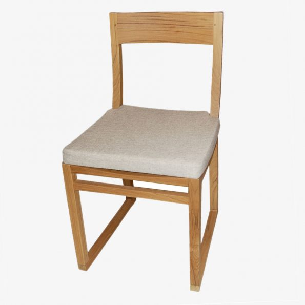 Chair Patricia Teckococo Wooden Furniture