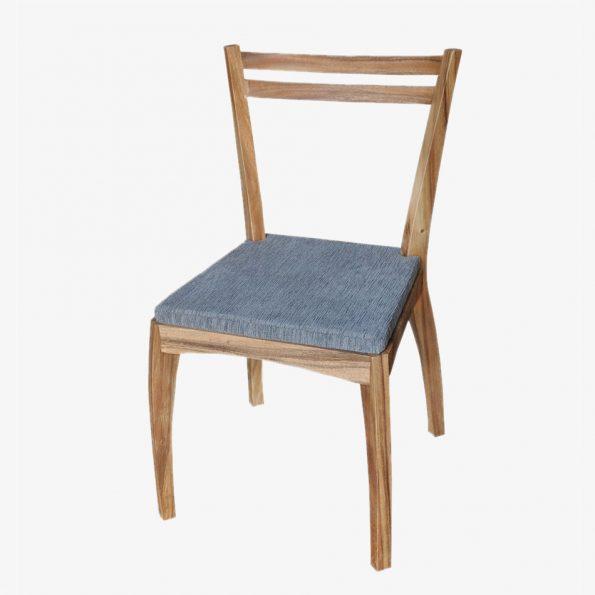 Chair Bari Teckococo Wooden Furniture