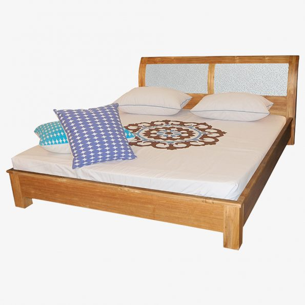 Bed Kim Teckococo Wooden Furniture