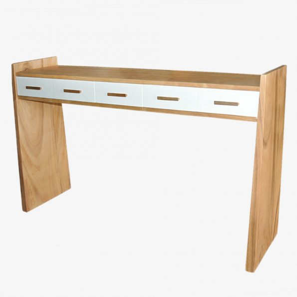 Console Nissan Teckococo Wooden Furniture