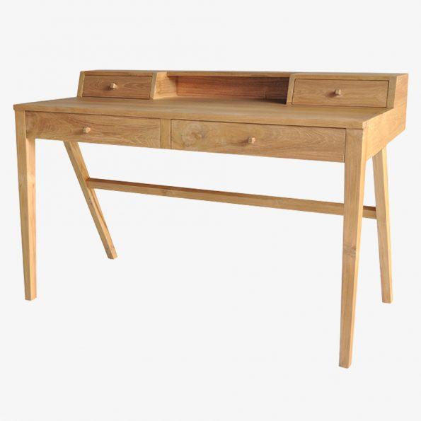 Desk Nanya Teckococo Wooden Furniture