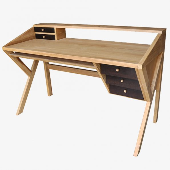 Desk Colona Teckococo Wooden Furniture