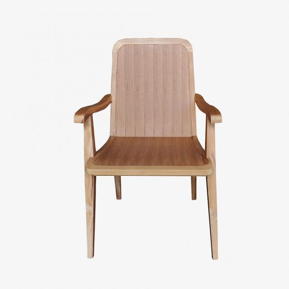 Male Armchair Teckococo Wooden Furniture