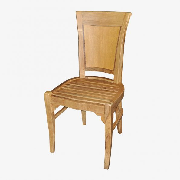 Marina F/W Bis Chair Teckococo Wooden Furniture