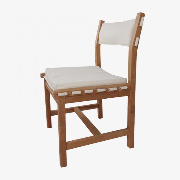 Dubai Chair Teckococo Wooden Furniture