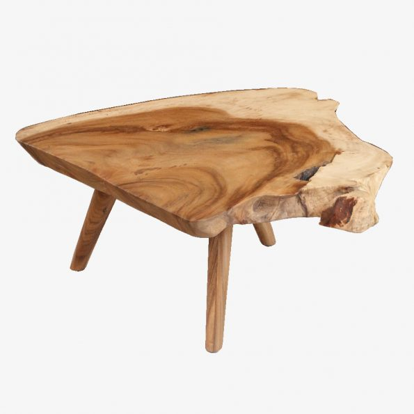 Suar Coffee Table  Wing Teckococo Wooden Furniture
