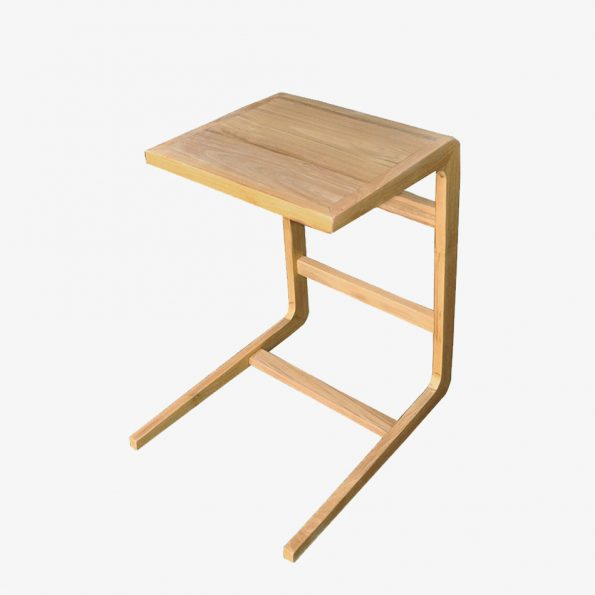Side table Stand Sofa Teckococo Wooden Furniture
