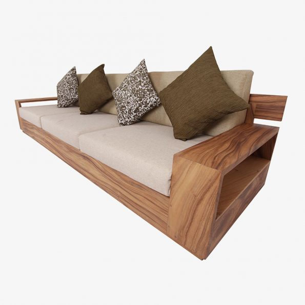 Sofa Warna Warni Teckococo Wooden Furniture