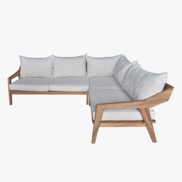 Wood Suar….  Cushion Vania Teckococo Wooden Furniture