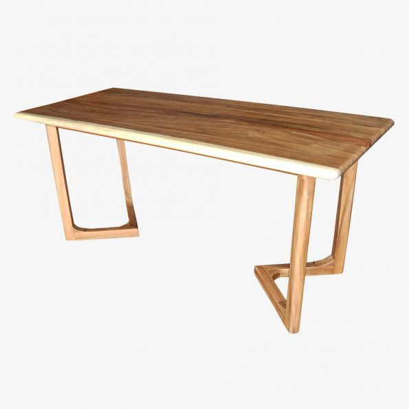 Desk Utara Teckococo Wooden Furniture