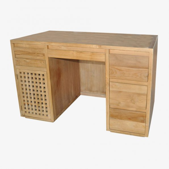 Desk Manado Teckococo Wooden Furniture
