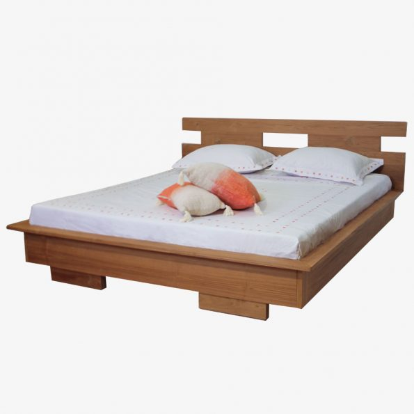 Bed Surya Teckococo Wooden Furniture