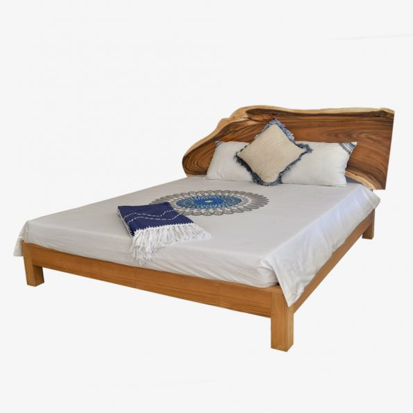Bed Tidore Teckococo Wooden Furniture
