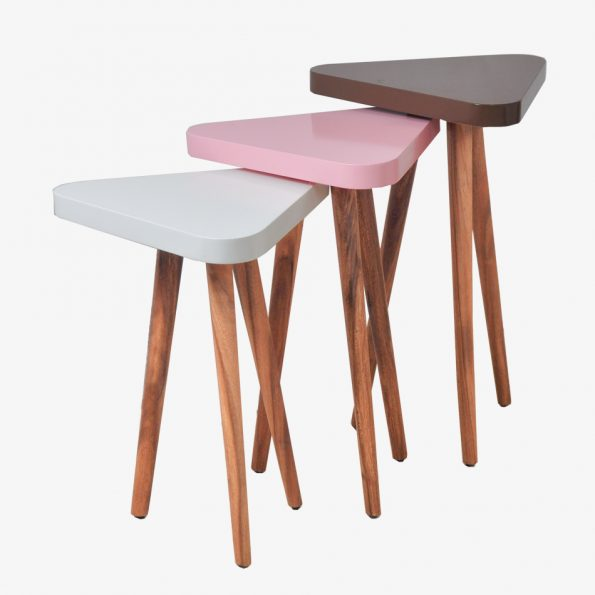 Side Table Milton Teckococo Wooden Furniture